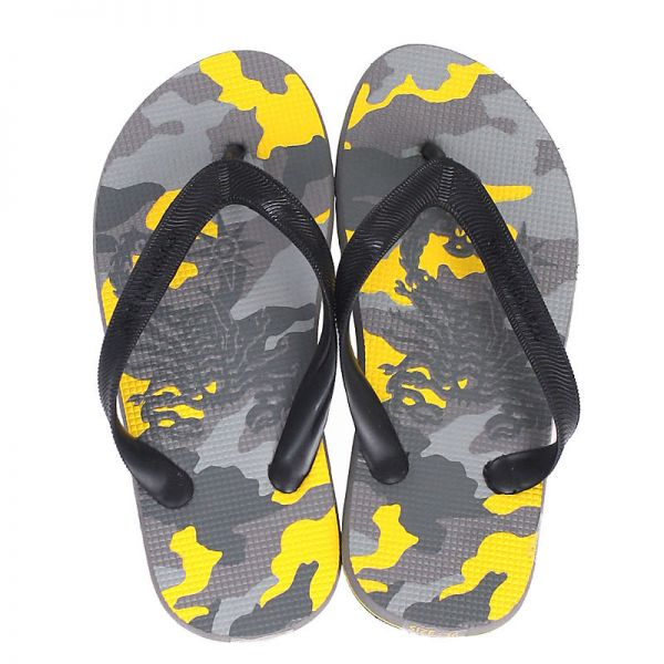 Flip-Flop Yellow strandpapucs