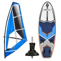 EVOLVE 5.9 + 280 WS SUP + UNIFIBER CARDAN baseplate / pack