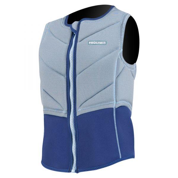 Womens Fire Vest Half Padded Front Zip 2021