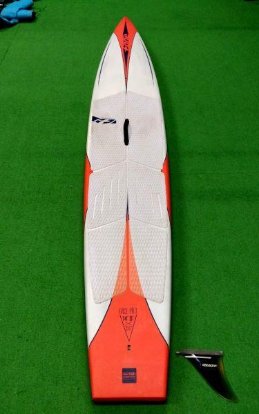 race pro flat water 14'