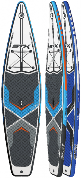 """INFLATABLE SUP 12'6"""" RACE (350L) 2019"""