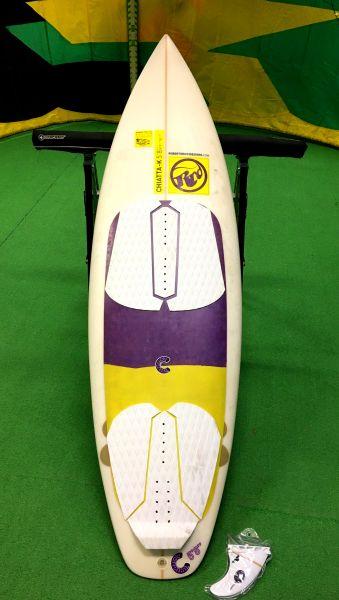 """Chiatta K V2 Kite Surfboard 2015 5'8"""""""
