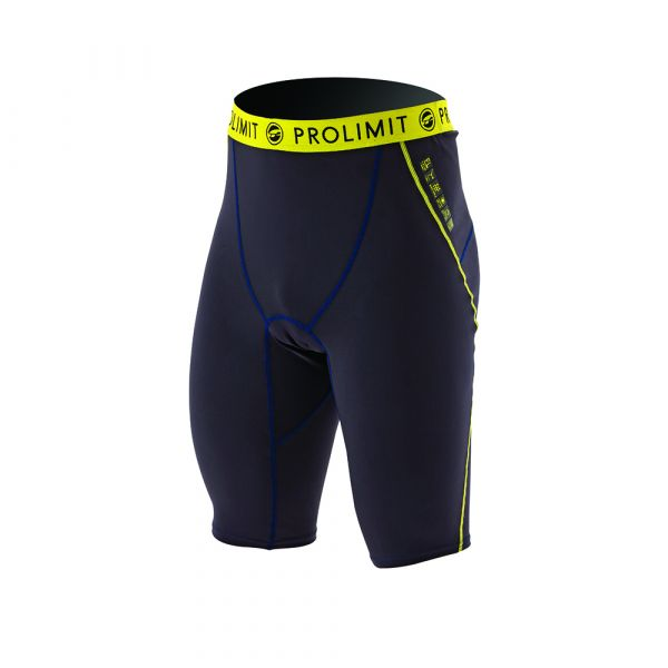 PL SUP Short QD Black/Yellow