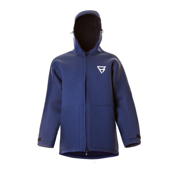 Jibe Jacket kék 2019
