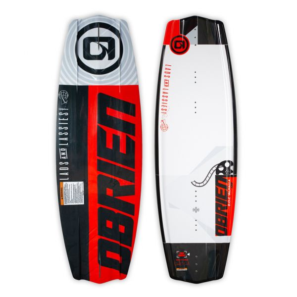 O'Brien, wake, wakeboard, boat board