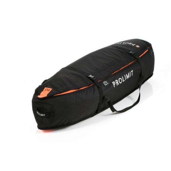 PL Boardbag Surf/Kite Performance Double Black/Orange