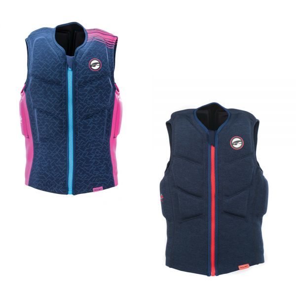 STRETCH VEST Pure Girl Half Padded