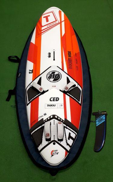 Rocket Wide 110 L 2017 szörf deszka