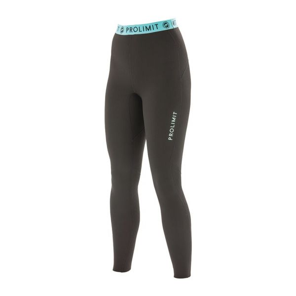 PL Wmns SUP Neo Longpants 2MM Airm. Black/Aqua