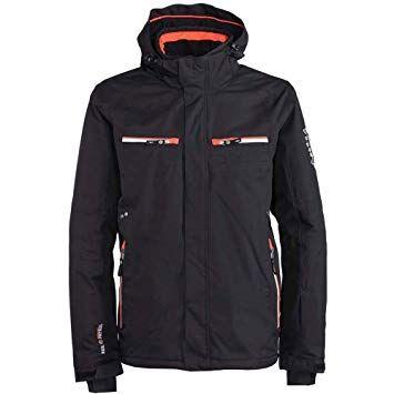 Tomasso férfi kabát fekete
