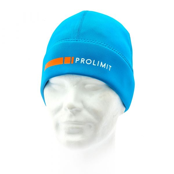 PL Neoprene Beanie PLT DL. Blue/Orange