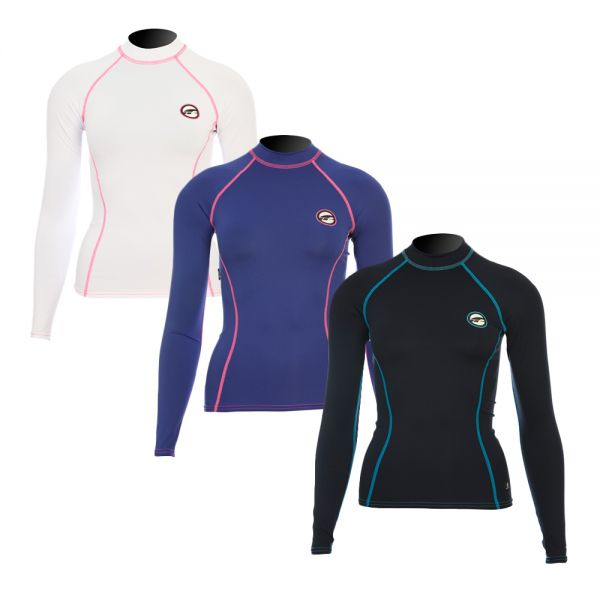 PURE GIRL Rashguard Long Arm