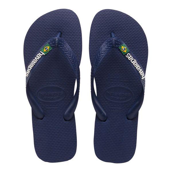 Brazil Logo Marinho strandpapucs