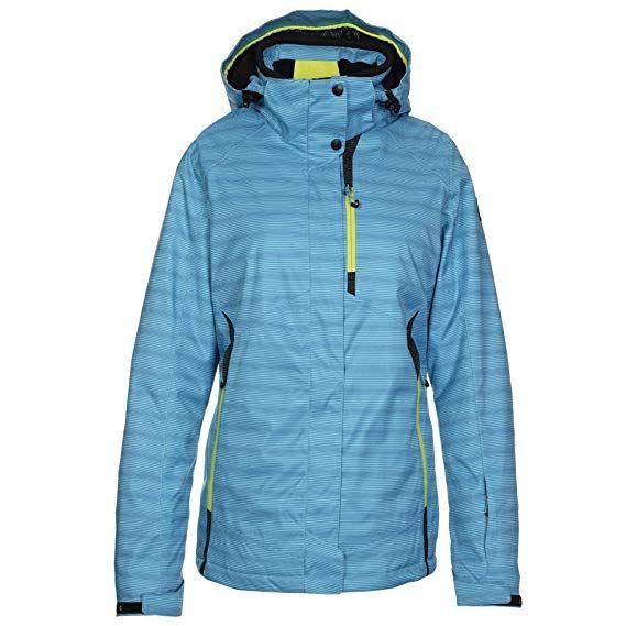Malaya női kabát kék