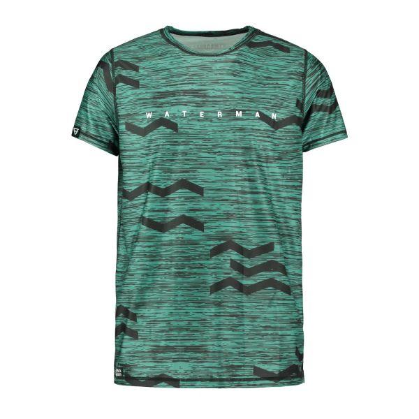 Zigzag Quick Dry Shirt S/S Men