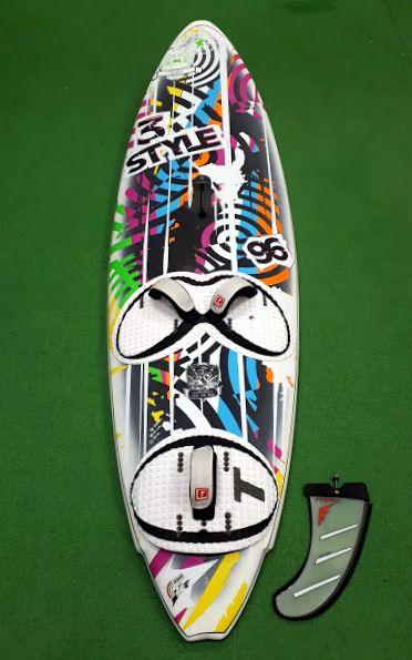 3S 2012 96L szörf deszka