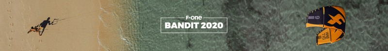 F-One BANDIT 2020