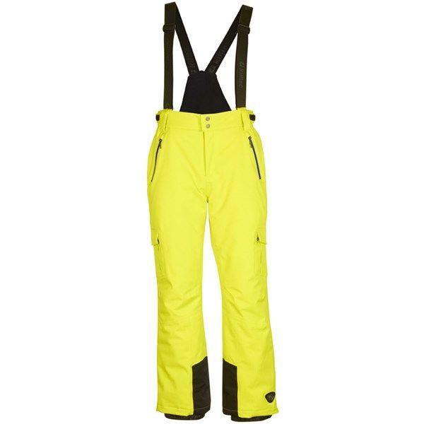 Efrain férfi nadrág sárga (XXL)