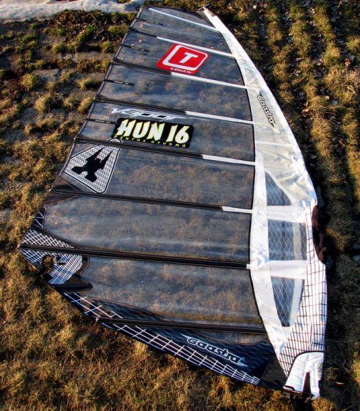 Vapor 2011 7.9 m2 Race vitorla