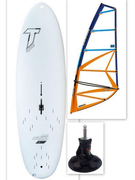 Tabou Coolrider 190L + STX HD2 5.5m2 komlpett felszerelés
