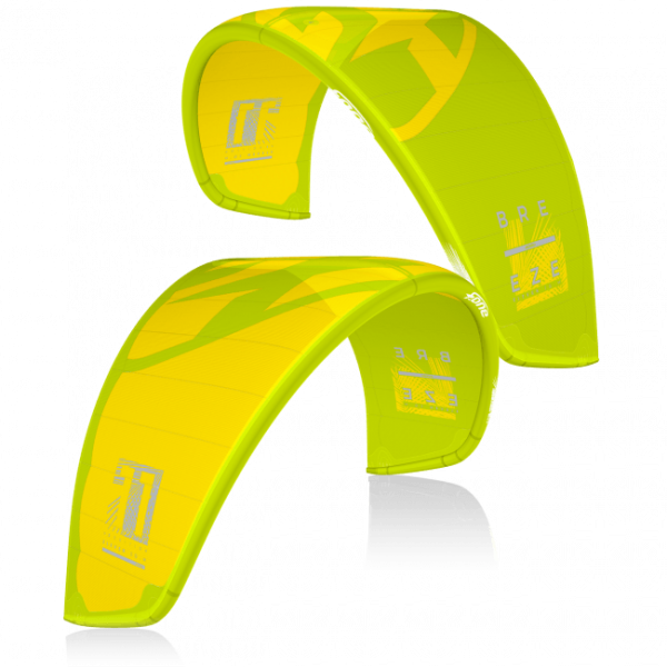 Breeze V.2 2019 Lime / Yellow komplett Linx bar-ral