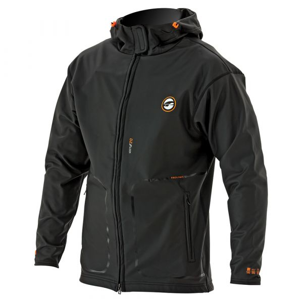 Hydrogen Action Jacket PU Black/Orange 2019