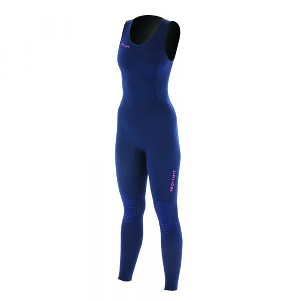 PL Wmns SUP Neo Long John 1.5 MM Airm. Blue/Pink