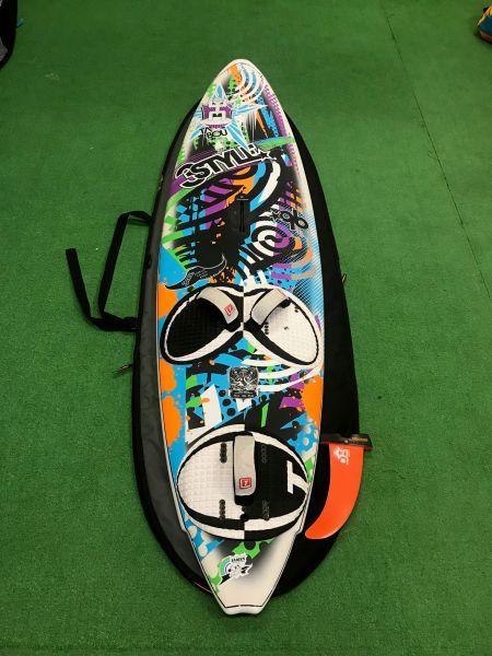 3s 2013 96L szörf deszka