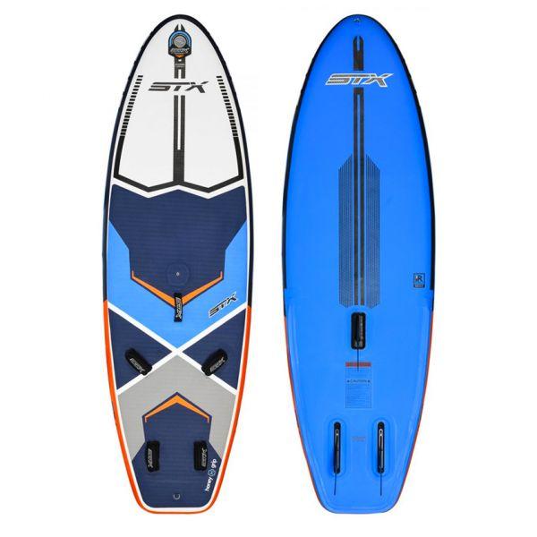 280 WINDSURF SUP felfújható / kék-narancs 2019