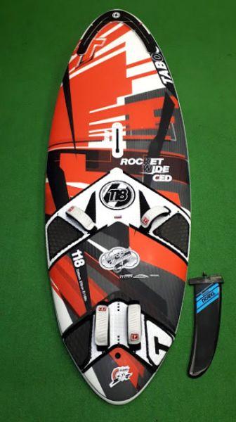 Rocket Wide 118L 2016 szörf deszka