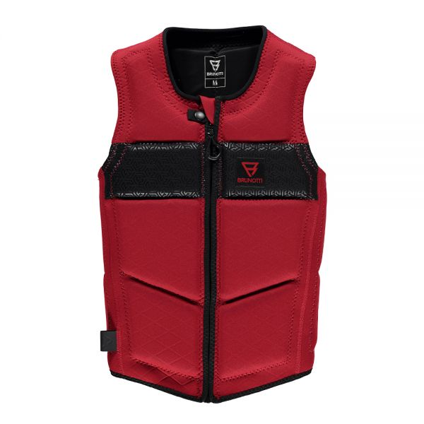 Gravity Wake Vest mentőmellény bordó