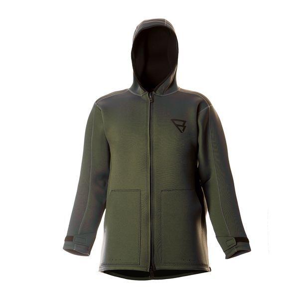 Jibe Jacket zöld 2019