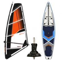 "POWER HD Dacron 4.5 + 11'6"" WS SUP + UNIFIBER CARDAN baseplate / pack"