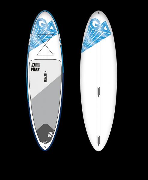 IQ FREE Wind SUP felfújható windszörf deszka