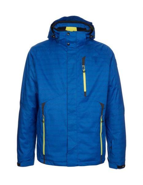 Efrain férfi kabát kék