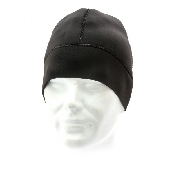 PL Neoprene Beanie Std. PLT Black Smooth 2019