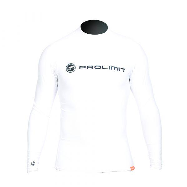 Rashguard Logo LA White 2019