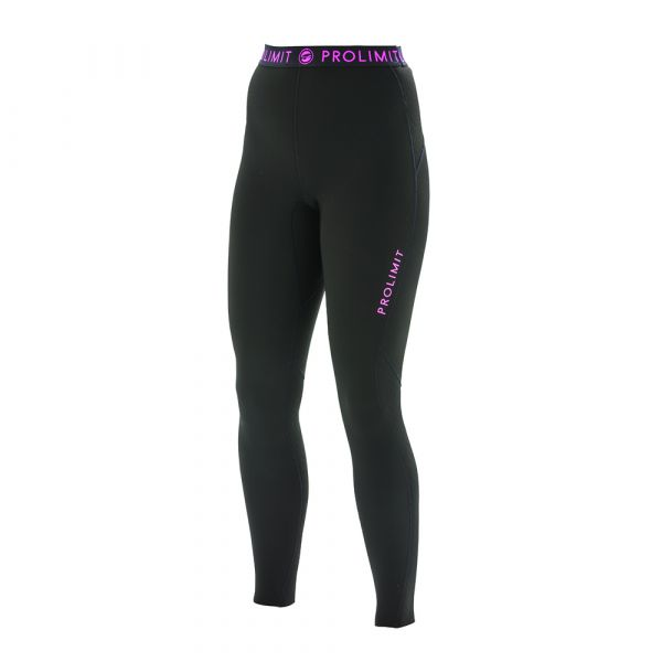 PL Wmns SUP Neo Pants 1MM Airmax Black/Aqua