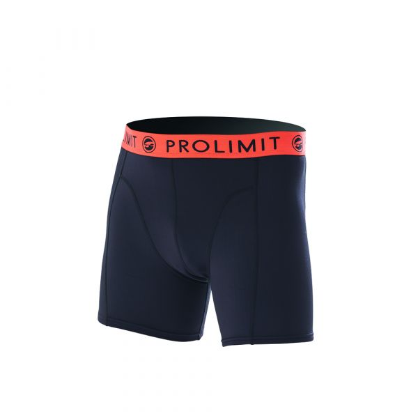 PL Boxer Shorts 0.5 MM Neoprene Black/Orange
