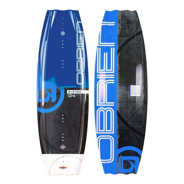 O'Brien, wake, wakeboard, boat board