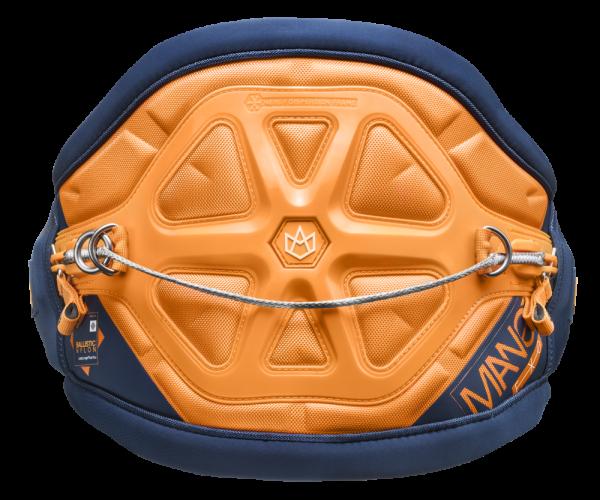 EXO narancs/kék deréktrapéz
