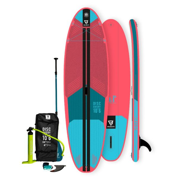 """Discovery SUP Board /2021 10'6"""" x 32"""""""