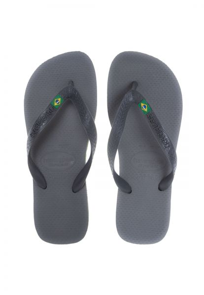 Brazil Cinza strandpapucs