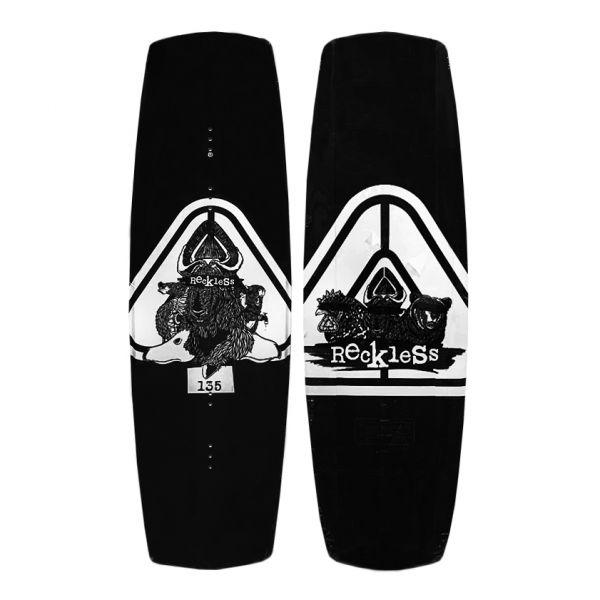 Graphic Hybrid wakeboard elemekre