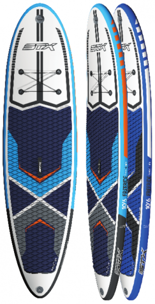 "INFLATABLE SUP 10'6"" FREERIDE 2019"