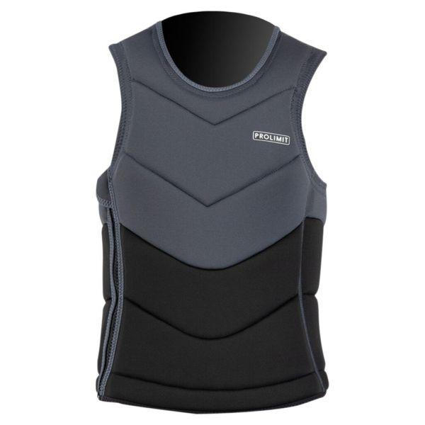 Slider Vest Fusion Full padded Sidezip / 2021
