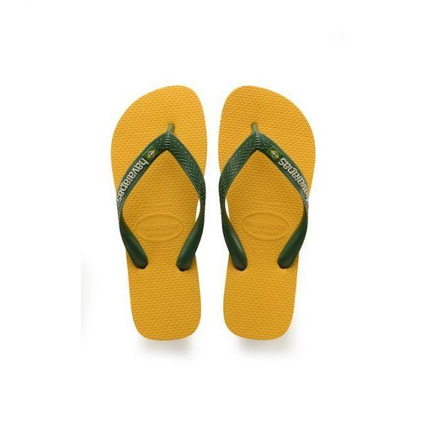Brazil Logo Amarelo strandpapucs