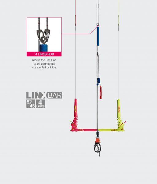 LINX BAR 4 lines komplett