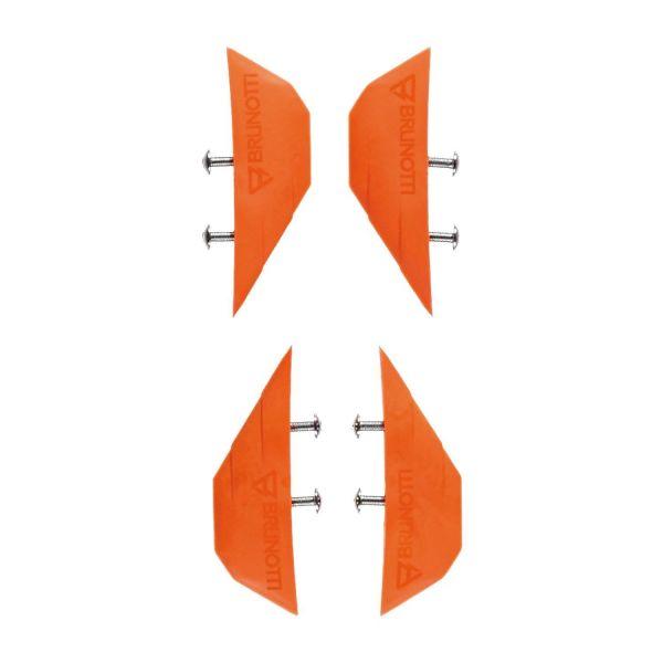 Splitter Twintip Fins (per 4)