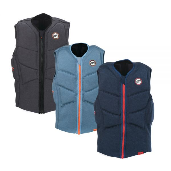STRETCH VEST Half Padded / 2020
